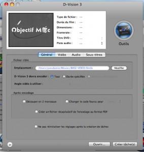 créer des divX ou AVI sur Mac