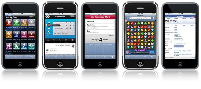 Copie écran facile sur iPhone