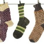 retrouver ses chaussettes après la lessive