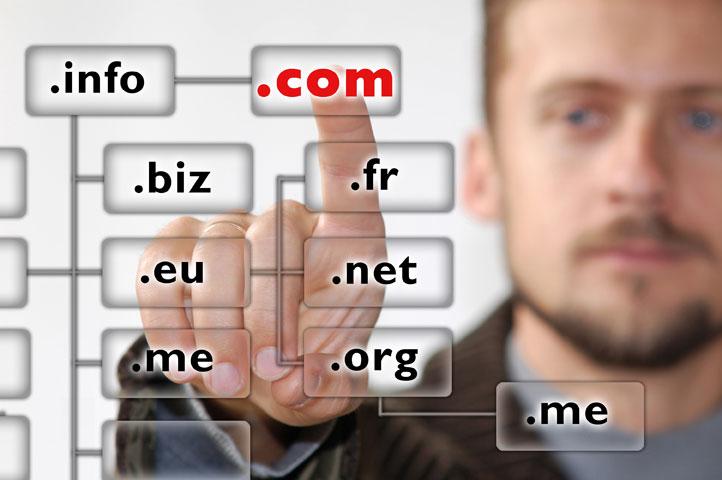 quelle extension choisir pour mon site internet ?