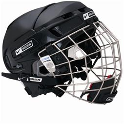 casque de hockey bauer