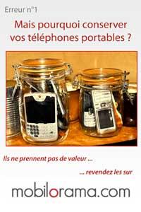 vendre son mobile
